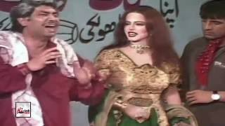 Best of Madiha Shah, Rembo, Asif & Mehwish - PAKISTANI STAGE DRAMA FULL COMEDY CLIP