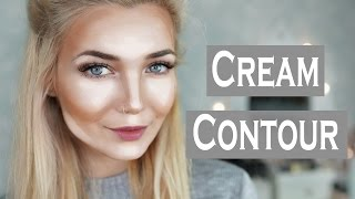 How To: Cream Contour & Highlight For Beginners