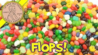 Jelly Belly Flops - Irregular Jelly Beans - Pour, Sort & Eat! - Candy Review