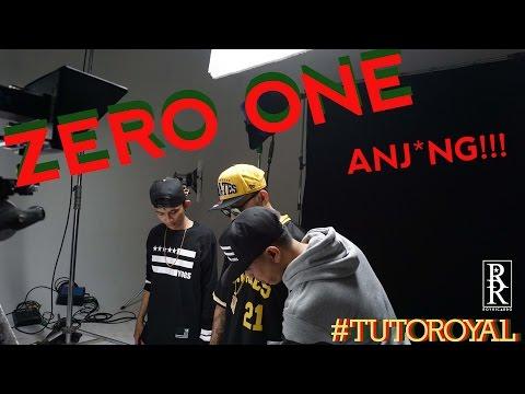 #TUTOROYAL ZERO ONE ANJING!!!