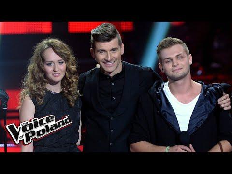 The Voice of Poland V Lena Osińska vs. Gracjan Kalandyk Say Something I m Giving Up On You