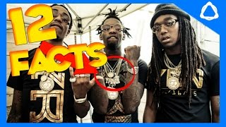 12 QUICK FACTS ABOUT THE MIGOS | @Migos