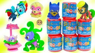 Save Baby Flurryheart! My Little Pony SuperHeroes + Paw Patrol Super Mash
