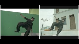 VFX in RAEES by RedChilliesVFX | Shah Rukh Khan