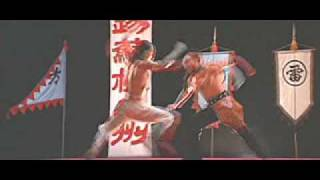 Disciples of The 36th Chambers of Shaolin - Opening Fight Scene
