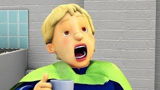 Sam el Bombero en Español 🌟 ¡Fuego! -  Rescates Inolvidable   Capitulos Completos   Dibujos animados