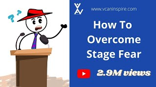 Personality development -Overcoming Stage fear