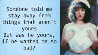 Pacify her lyrics - Melanie Martinez