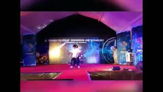 FUNNY BEST DANCE PERFONANCE AT COLLEGE ycet arts 2k17 civil dpmt