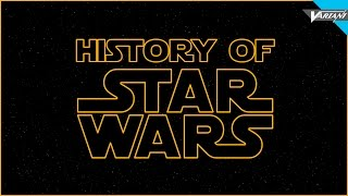 History Of Star Wars!