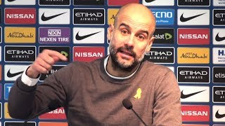 Manchester City 3-0 West Brom - Pep Guardiola Full Post Match Press Conference - Premier League