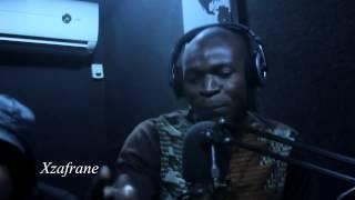 Xzafrane_Freestyle Session1 avec Salatiel & Nernos Lekamsi_sur UrbanBuzz