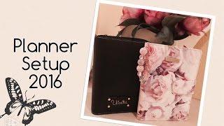 Planner Setup 2016 | Forever New Matilda | Jamie Notes aka Ulrike | Kate Spade Kopie | filolove_