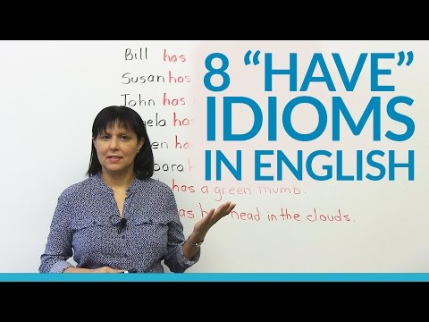 watch 8 Idioms with