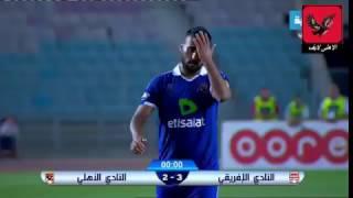 اهداف حسام عاشور النادرة مع الاهلى