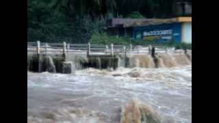 Flood In Thusharagiri - തുഷാരഗിരി വെള്ളപൊക്കം
