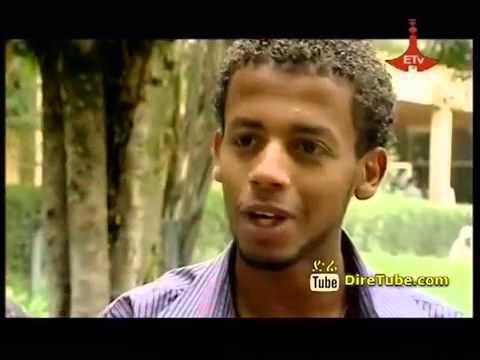 Outstanding Student from Addis Ababa University Eshet Tezera   YouTube