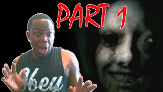 P.T. Gameplay - Black Guy Plays Silent Hill P.T. Part 1 - OH HECK NAW!!