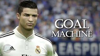 "Cristiano Ronaldo ""Goal Machine"" (FIFA 15 Edit)"