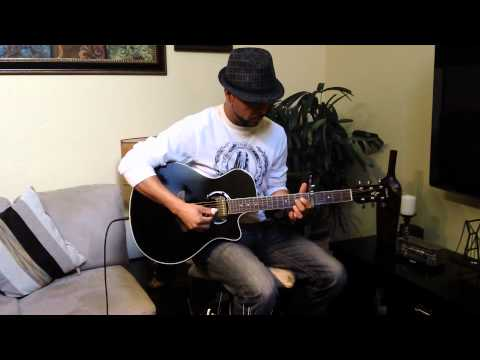 ES TAN DIFICIL BY ZACARIAS FERREIRA guitar cover