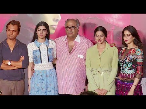 Xxx Mp4 MOM Trailer Launch Full HD Video Sridevi Nawazuddin Siddiqui Jhanvi Khushi Kapoor 3gp Sex