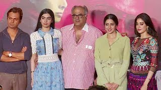 MOM Trailer Launch Full HD Video | Sridevi , Nawazuddin Siddiqui, Jhanvi & Khushi Kapoor