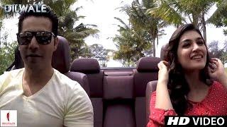 Dilwale In Action | Kajol, Shah Rukh Khan, Kriti Sanon, Varun Dhawan | A film by Rohit Shetty