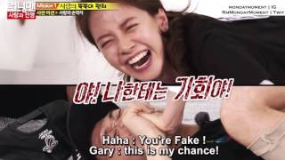 Monday Couple moment ep 251: Bicycle by Kang Gary feat JungIn