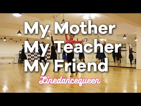 Xxx Mp4 My Mother My Teacher My Friend Line Dance Ira Weisburd Beginner Demo 3gp Sex