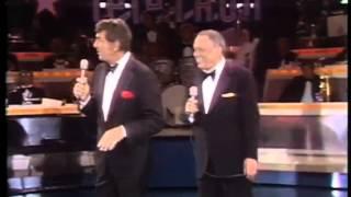Dean Martin e Jerry Lewis - O Reencontro no Telethon - 04/09/1976