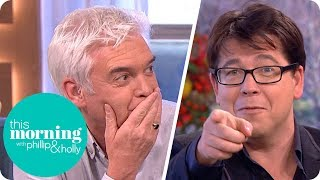 Michael McIntyre Is Sneaking Into People's Homes Whilst They Sleep for His New Show! | This Morning