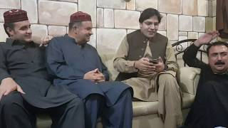 کرن خان خپل کلامونه هم مونږ سره شریک کړل او