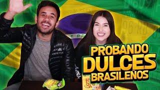 PROBANDO DULCES BRASILEÑOS  *Fer y su diarrea #114