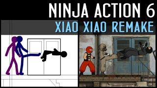 Ниндзя в деле 6: Xiao Xiao Remake