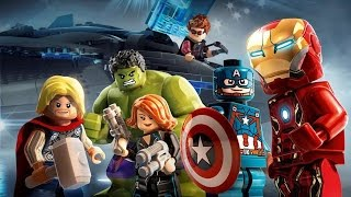 LEGO Marvel's Avengers and Avengers Age of Ultron All Cutscenes (Game Movie) FULL MOVIES