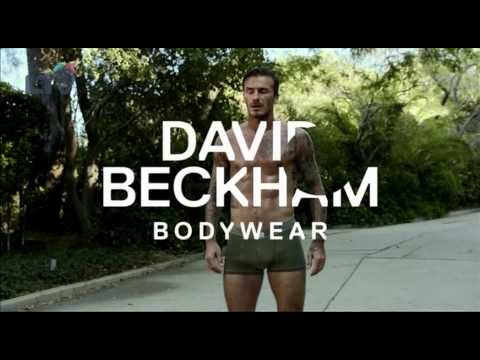 David Beckham strips to his underwear in Guy Ritchie directed ad