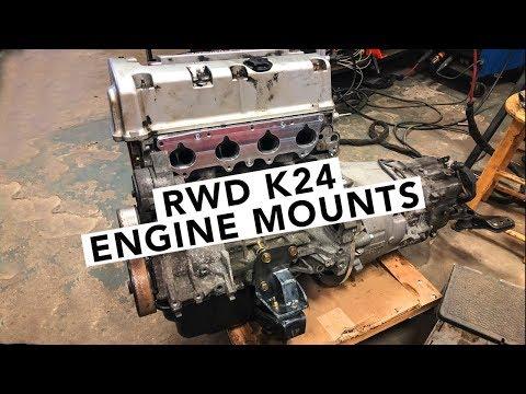 Xxx Mp4 Fabricating K24 To S14 Engine Mounts Honda K Swap 240SX EP05 3gp Sex