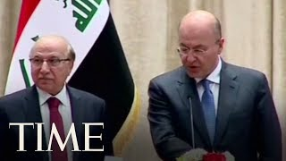 Iraq Has A New, Moderate President And Shiite Prime Minister | TIME