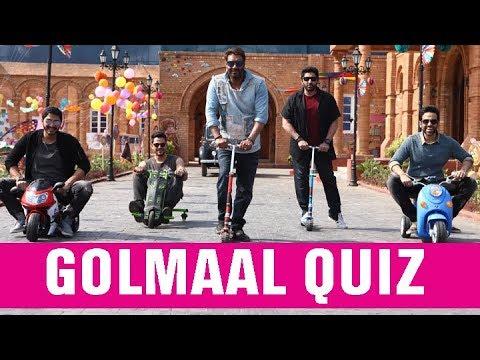Xxx Mp4 EXCLUSIVE Ajay Devgn Arshad Warsi And Parineeti Chopra Play The Golmaal Quiz 3gp Sex
