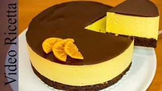 Torta Soufflé: Latte di Uccello. Marshmallow all