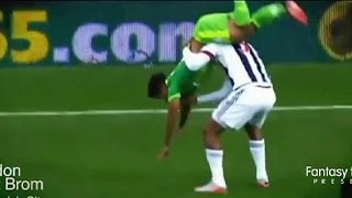 جذابترین لحظات فوتبالی سال ۲۰۱۵ - sport