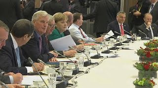 Long road ahead for Brexit trade talks