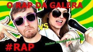 Rap da Galera - Nilce Moretto VS Leon Martins [VEVO]