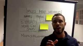5 Simple Steps to Increase Gym Sales: Miles More Members