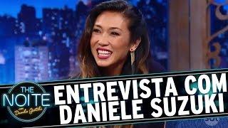 The Noite (15/11/16) - Entrevista com Daniele Suzuki