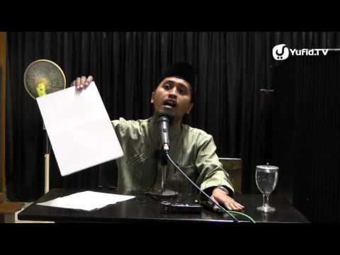 Kajian Tafsir Al Quran Tafsir Surat At Takatsur Muqodimah Ustadz Abdullah Zaen MA