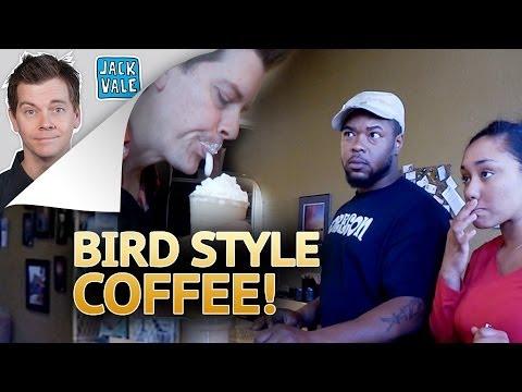 Bird Style Coffee Prank