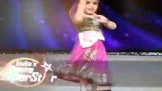 Best Dance Performance of a cute Girl kid at stage show. subscribe us!