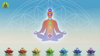 """Chakra Balancing & Healing"" Positive Energy Meditation Music, Relax Mind Body"
