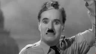 Greatest Speech Ever Made: Charlie Chaplin The Great Dictator W Time Inception Full HD Best Version